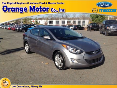 Used 2012 hyundai elantra gls for sale stock 0001689m for Orange motors albany new york