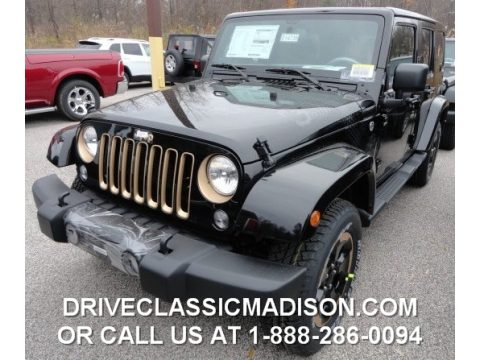 Jeep Wrangler Unlimited Dragon Edition 4x4