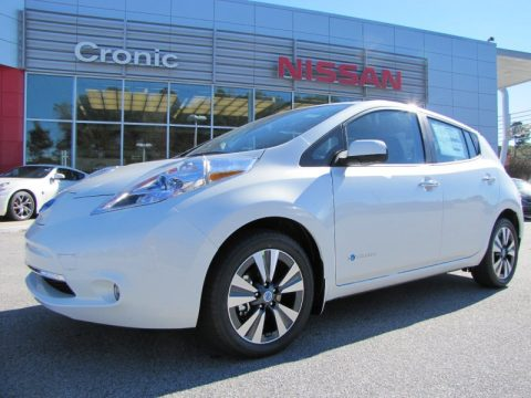 New 2013 nissan leaf sl for sale stock ni9280 for 80kw ac synchronous electric motor