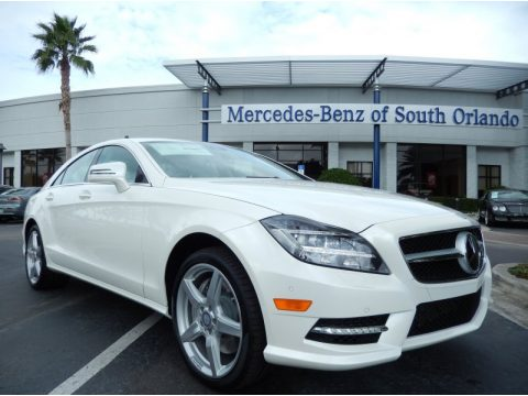 New 2014 mercedes benz cls 550 coupe for sale stock for Mercedes benz dealer in orlando florida