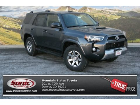 Toyota 4Runner Trail 4x4