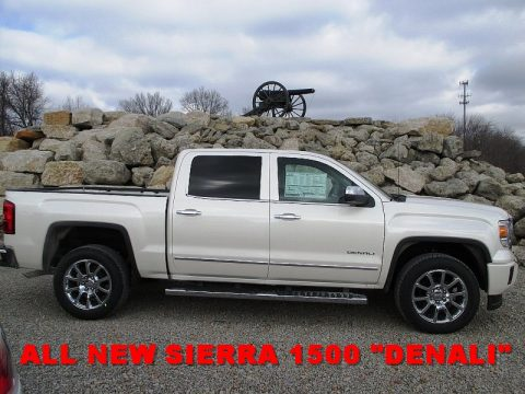 new 2014 gmc sierra 1500 denali crew cab 4x4 for sale stock 31211 dealer. Black Bedroom Furniture Sets. Home Design Ideas