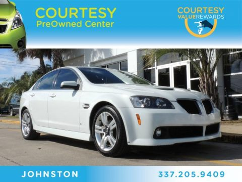 Used 2008 Pontiac G8 For Sale Stock 2140306e Dealer Car Ad 89381624