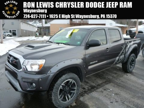 Used 2013 Toyota Tacoma XSP-X Double Cab 4x4 for Sale ...
