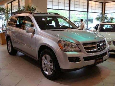 New 2009 mercedes benz gl 450 4matic for sale stock for Prestige motors paramus nj