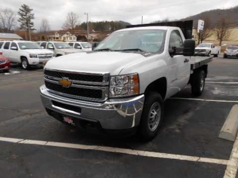 Chevrolet Silverado 2500HD Work Truck Regular Cab 4x4 Stake Truck