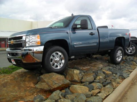 Used 2012 Chevrolet Silverado 2500HD LT Regular Cab 4x4 for Sale - Stock #PC4555 | DealerRevs ...
