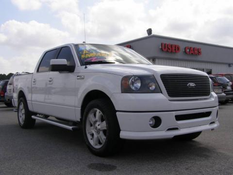 used 2007 ford f150 fx2 sport supercrew for sale stock 509280a dealer car. Black Bedroom Furniture Sets. Home Design Ideas