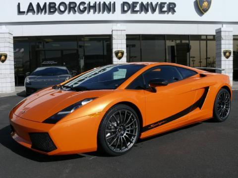 Used 2008 Lamborghini Gallardo Superleggera For Sale Stock