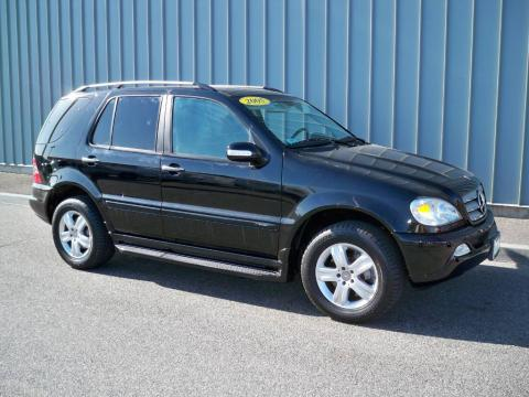 Used 2005 mercedes benz ml 500 4matic for sale stock for Mccurley mercedes benz