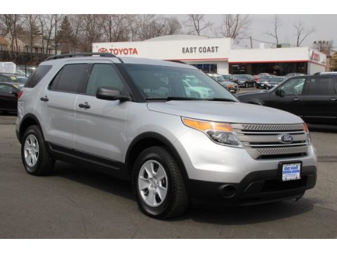 Ford Explorer 4WD