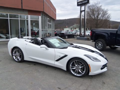Chevrolet Corvette Stingray Convertible Z51