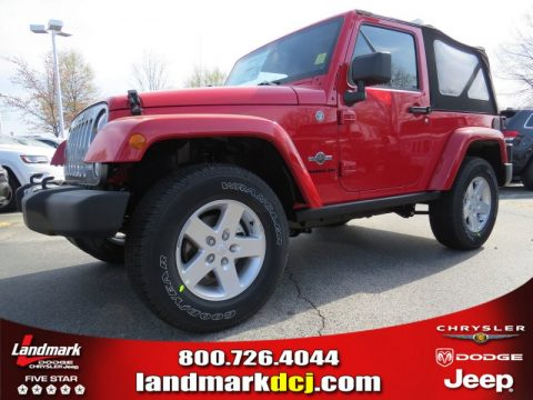 Jeep Wrangler Freedom Edition 4x4