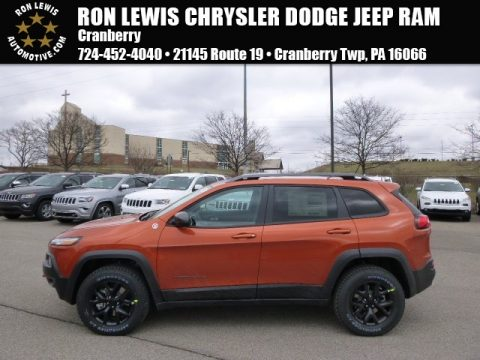 Jeep Cherokee Trailhawk 4x4