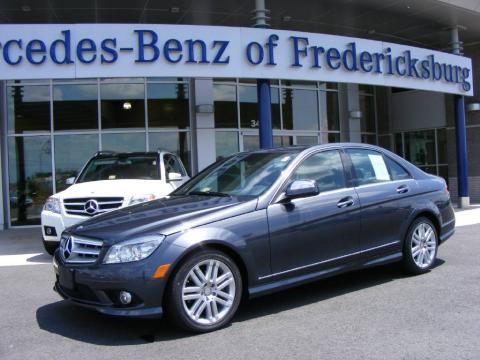 Used 2008 Mercedes Benz C 300 4matic Sport For Sale