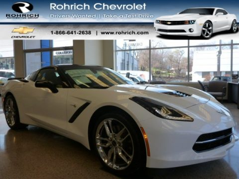 Chevrolet Corvette Stingray Coupe Z51