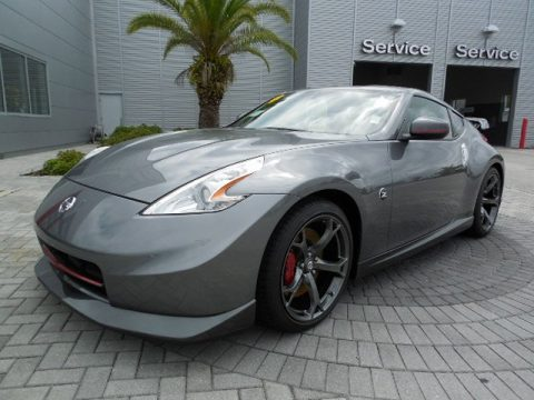 Nissan 370Z NISMO Coupe