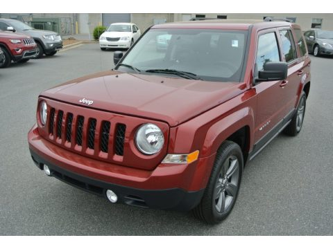 Jeep Patriot High Altitude