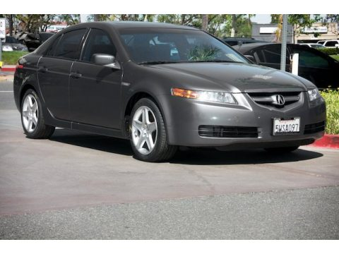 Anthracite Metallic Acura TL 3.2.  Click to enlarge.