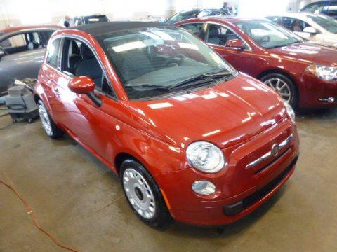 Fiat 500 c cabrio Pop