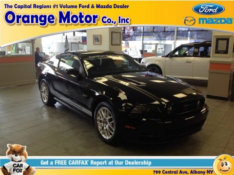 Used 2013 ford mustang gt premium coupe for sale stock for Orange motors albany new york