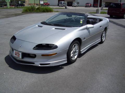 Car Dealerships In Lima Ohio >> Used 1996 Chevrolet Camaro RS Convertible for Sale - Stock #G2000B | DealerRevs.com - Dealer Car ...