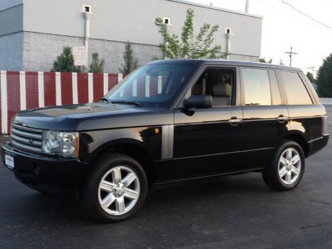 used 2005 land rover range rover hse for sale stock 184838 dealer car ad. Black Bedroom Furniture Sets. Home Design Ideas