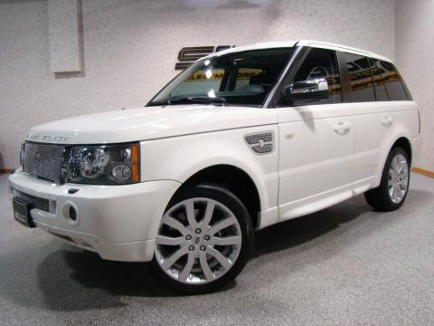 used 2006 land rover range rover sport supercharged for sale stock 50187. Black Bedroom Furniture Sets. Home Design Ideas
