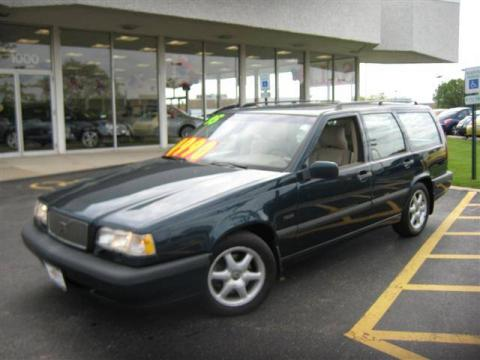 Pictures of 1995 Volvo 850