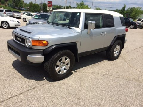Used 2007 toyota fj cruiser 4wd for sale stock t071242 for Bureau of motor vehicles bloomington indiana