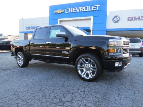 New 2014 Chevrolet Silverado 1500 High Country Crew Cab 4x4 For Sale
