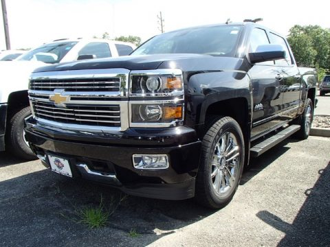 Chevrolet Silverado 1500 High Country Crew Cab 4x4