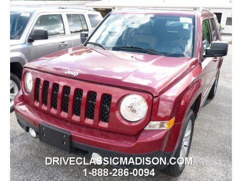 Jeep Patriot Latitude 4x4