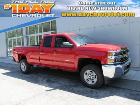 Chevrolet Silverado 2500HD WT Double Cab 4x4