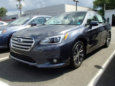 2015 Subaru Legacy Carbide Gray Carbide Gray Metallic Subaru