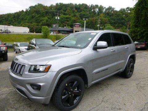 new 2015 jeep grand cherokee altitude 4x4 for sale stock v5027 dealer car. Black Bedroom Furniture Sets. Home Design Ideas