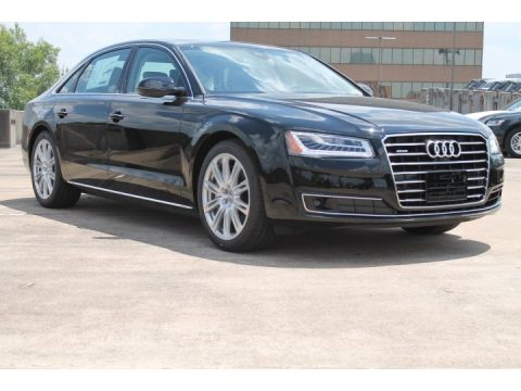 new 2015 audi a8 l 4 0t quattro for sale stock fn002844. Black Bedroom Furniture Sets. Home Design Ideas