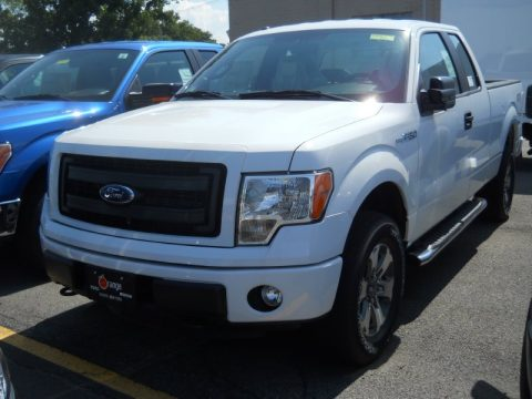 New 2014 ford f150 stx supercab 4x4 for sale stock for Orange motors albany new york