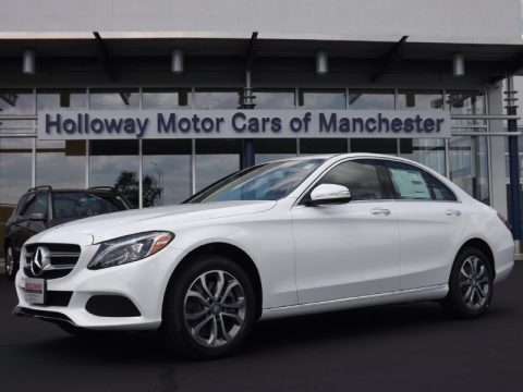 Used 2015 Mercedes Benz C 300 4matic For Sale Stock