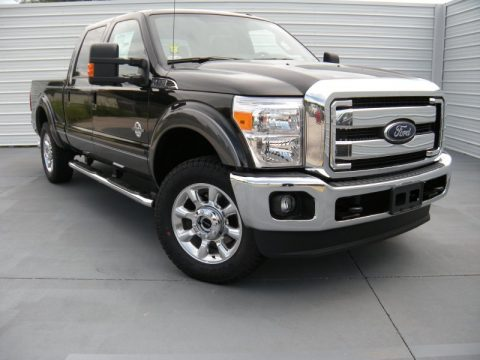 Ford F250 Super Duty Lariat Crew Cab 4x4