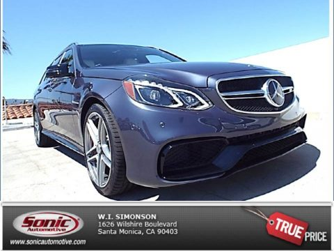 New 2014 mercedes benz e 63 amg wagon for sale stock for Simonson mercedes benz