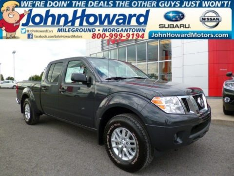 New 2015 Nissan Frontier Sv Crew Cab 4x4 For Sale Stock