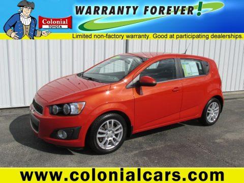 Chevrolet Sonic LT Hatch