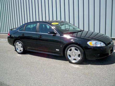 used 2009 chevrolet impala ss for sale stock ccp90856. Black Bedroom Furniture Sets. Home Design Ideas