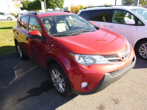 Toyota RAV4 Limited AWD