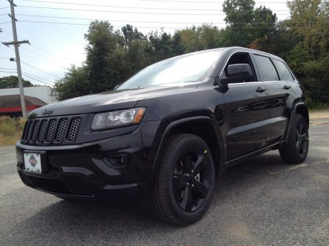 new 2015 jeep grand cherokee altitude 4x4 for sale stock 647p dealer car. Black Bedroom Furniture Sets. Home Design Ideas