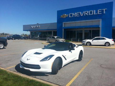 Chevrolet Corvette Stingray Coupe Z51