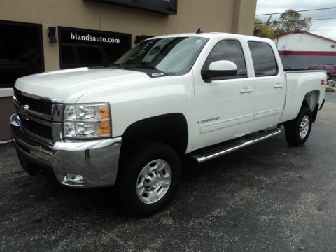 Used 2009 chevrolet silverado 2500hd ltz crew cab 4x4 for for Bureau of motor vehicles bloomington indiana