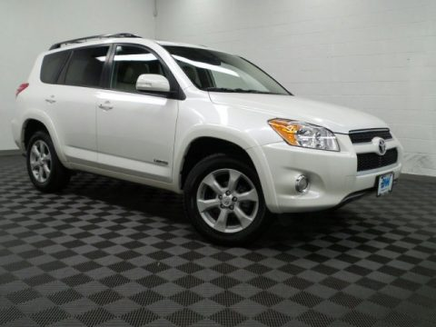 Toyota RAV4 Limited 4WD