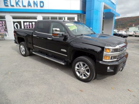 Chevrolet Silverado 2500HD High Country Crew Cab 4x4